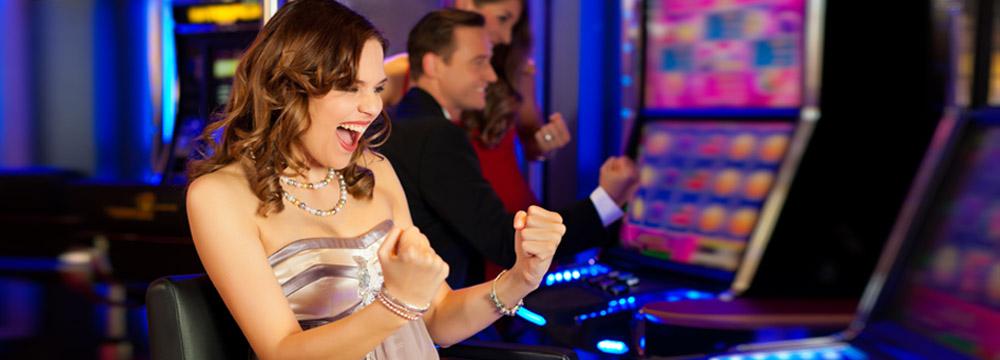 Noleggio slot per agenzie scommesse, bar, sale games...
